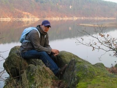 Brno jezero Miljan